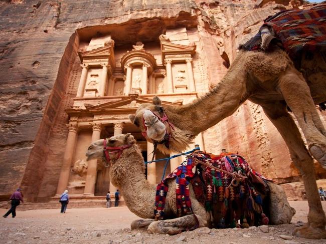 VIAJES A DUBAI JORDANIA E ISRAEL DESDE ARGENTINA - Dubái / Amman / Castillo de Ajlun / Gerasa / Madaba / Monte Nebo / Petra /  - Buteler en Dubai