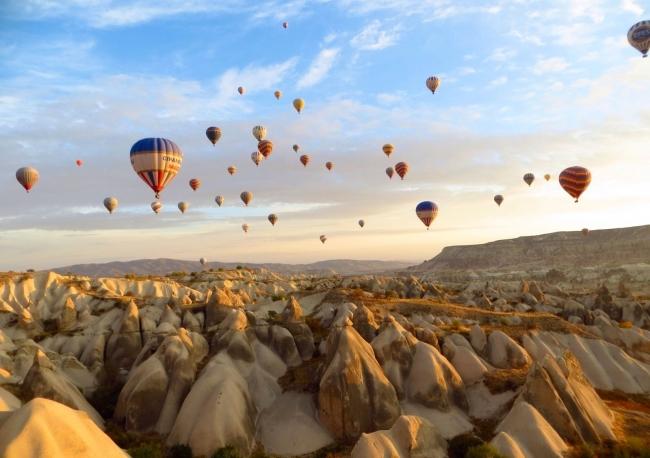 VIAJE GRUPAL A DUBAI Y TURQUIA CON CAPADOCIA DESDE ARGENTINA - Dubái / Capadocia / Estambul / Kayseri /  - Buteler en Dubai