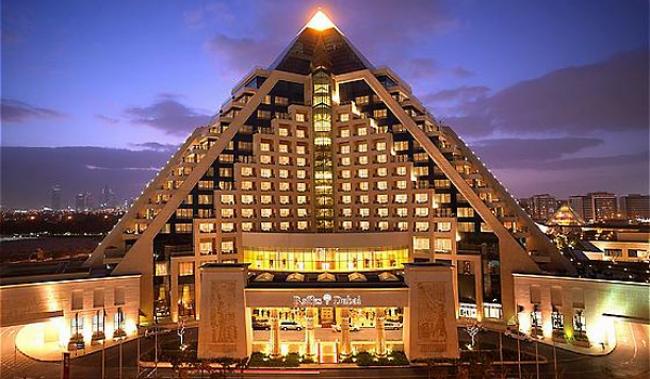 Hotel Raffles Dubai - Buteler en Dubai