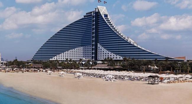 Jumeirah Beach Hotel - Buteler en Dubai