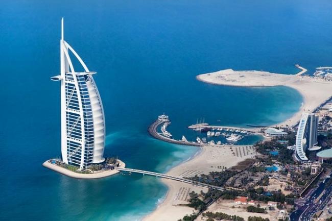 Hotel Burj al Arab - Buteler en Dubai