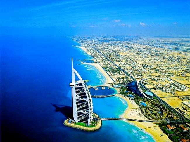 VIAJES A DUBAI CON CRUCERO EN EMIRATOS ARABES - Dubái /  - Buteler en Dubai