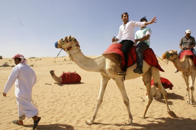 VIAJE A DUBAI EXPRESS CON SAFARI
