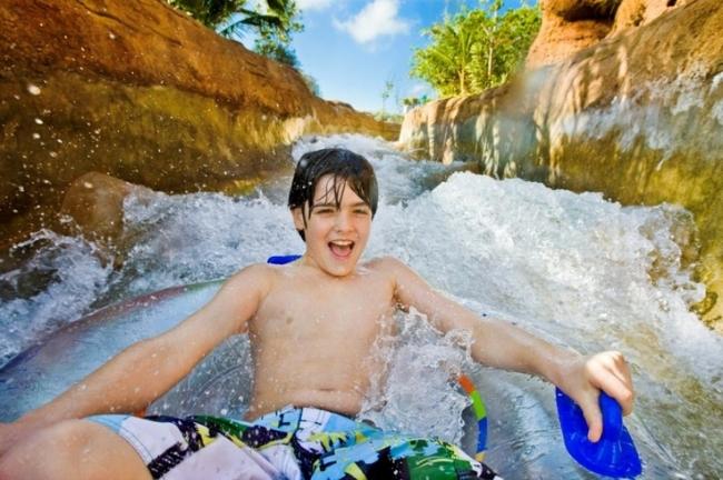Parque Acuático Aquadventure